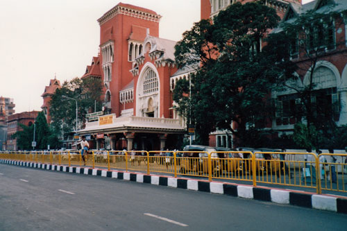 in Madras