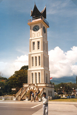 Big Ben von Bukittinggi