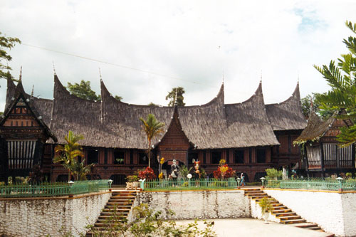 Museum in Bukittinggi