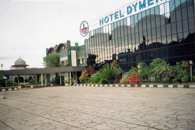 Hotel Dymens in Bukittinggi