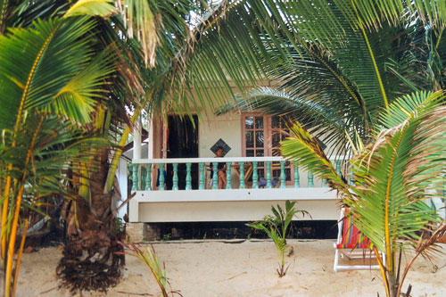 Wandee Bungalow in Maenam