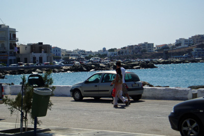 in Tinos
