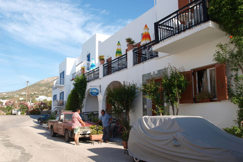 Hotel Cyclades in Parikia