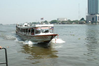 Chao Praya Express Boot