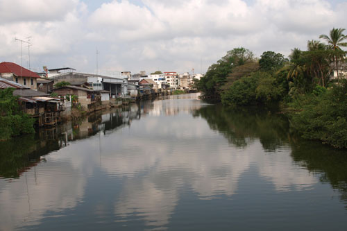 Chantaburi am Fluss