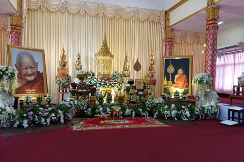 Wat Pho Si Somphon in Udon Thani