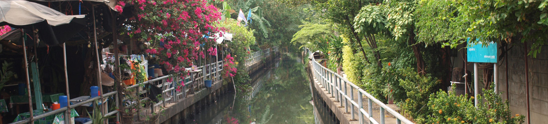 Klong in Bang Phlat